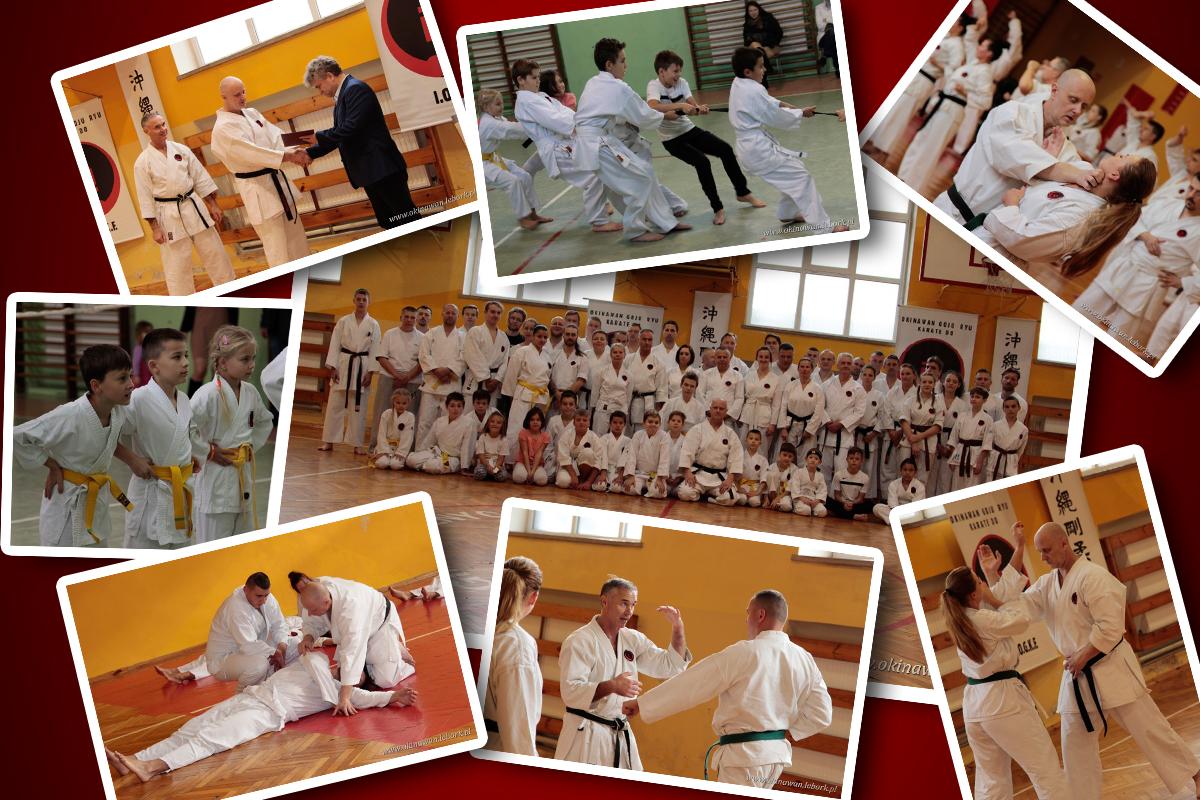 XX-lecie Lęborskiego Klubu Okinawan Goju-Ryu Karate Do